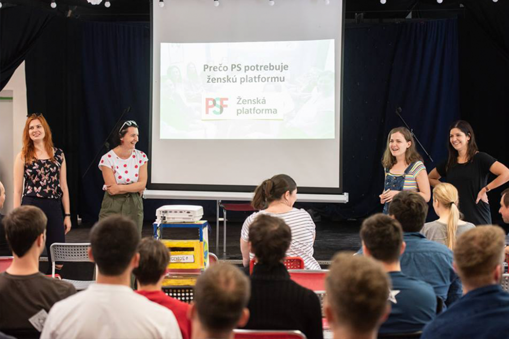 Predstavenie PSF