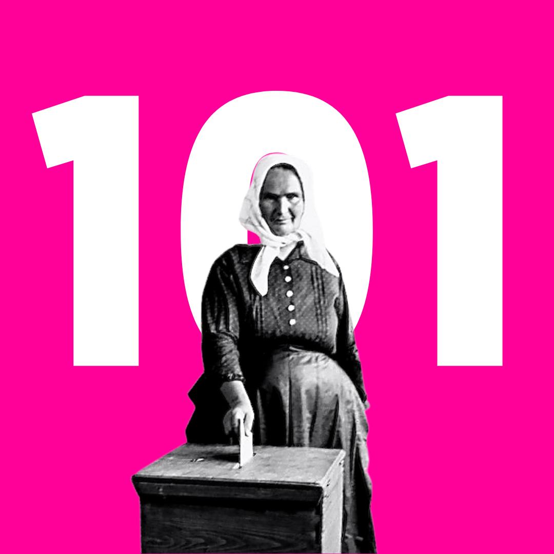 101 rokov